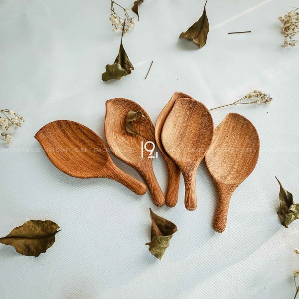 Hand carved wooden spoon and fork wooden utensils cookware eco kitchen and dining table decor and gift handmade by 194 Craft House 421 scaled