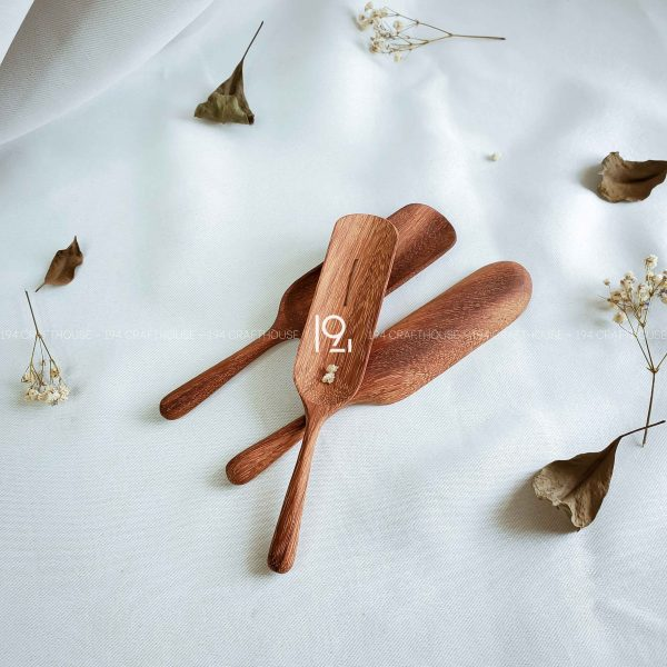 Hand carved wooden spoon and fork wooden utensils cookware eco kitchen and dining table decor and gift handmade by 194 Craft House 146 scaled