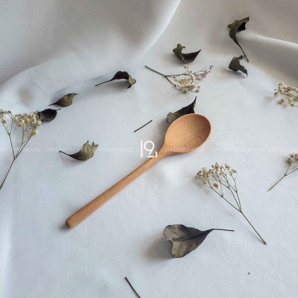 Hand carved wooden spoon and fork wooden utensils cookware eco kitchen and dining table decor and gift handmade by 194 Craft House 402 scaled